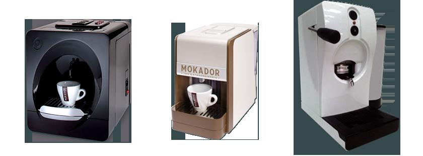 set-macchine-caffe-2-nuove